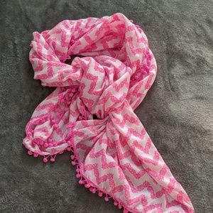 Lilly Pulitzer Pineapple Scarf/Wrap